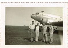 Cultura Aeronáutica: Londrina nos tempos da Aviação Velha