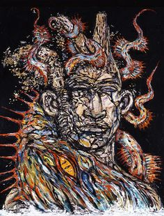 Clive Barker Art
