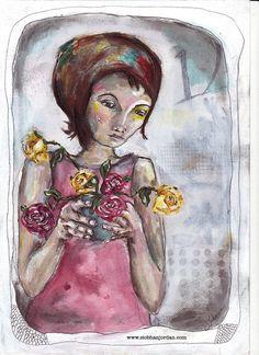 fine art print floral romantic roses art wall art by SiobhanJordan, Romantic Roses, Rose Art, Hologram, Painting & Drawing, Art Decor, Fine Art Prints, Wall Art, Gallery, Figurative