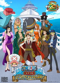 one piece anime One Piece Film, One Piece Movies, One Piece Crew, One Piece Funny, Zoro One Piece, Anime Zone, Kids Notes, Hero Poster, Anime Group