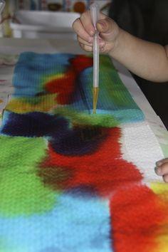 Four Little Piglets: PAPER TOWEL ART