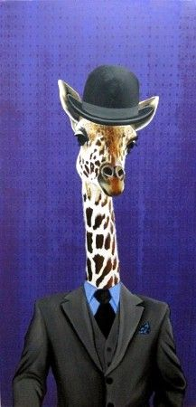 Highbrow Giraffe, Jared Aubel