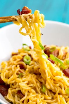 We Decree That Breakfast Ramen Is The Best Hangover Food Ever  - Delish.com