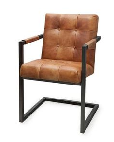 Prachtige tafel met eiken boomstamblad en robuuste stalen poten mooie stoelen erbij in de - Eigentijdse bed tafel ...
