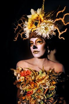 dia de los muertos exhibit | Calling on the Spirits to Face the Future - Dia de los Muertos exhibit ...