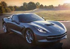 Nieuwe automaat voor Corvette Stingray