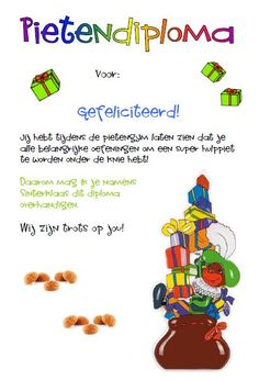 pietendiploma Juf Anke Kids, December, Kangaroos, Google, Coaching, Stage, Gym, Winter, Superheroes