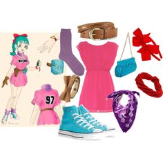 """Bulma 2"" by catloverd on Polyvore"