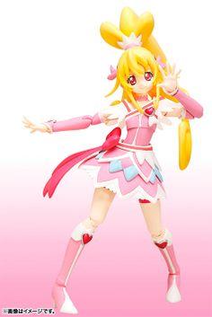 Cure Heart - Doki Doki! PreCure - S.H.Figuarts キュアハート