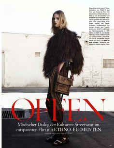 Weltoffen (Vogue Germany)