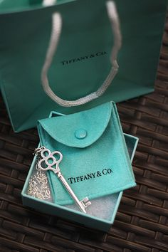 I just got this same key, different chain, for my birthday. *spoiled*