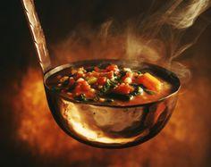 Butternut and Sweet Potato Soup  Follow