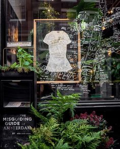 "SCOTCH&SODA, Amsterdam, The Netherlands, ""The Misguiding Guide of Amsterdam is available in all stores in Netherlands, Germany and via our app. Misguiding? The forgotten art of personal discovery. A way to outsmart the 'smart' phones, the same-same reviews and rediscover the ungoogleable"", pinned by Ton van der Veer"