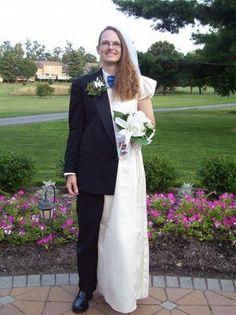 Als Je Met Jezelf Trouwt Unusual Wedding