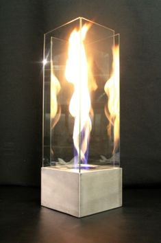 Portable aluminum fire in glass feature Fake Fire, Tabletop Fireplaces, Stone Edging, Paver Stones, Wood Burning Fire Pit, Fire And Stone, Modern Home Interior Design, Fire Bowls, Fire Glass