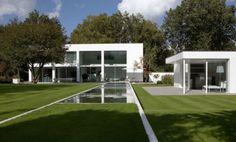 Residential architecture in Belgium by Vlaszak Verhulst Architects