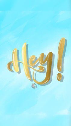 Hey! Phone Wallpaper I Lisa Lisica ©.