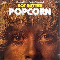 Hot Butter – Popcorn 1974 MOOG Dope Electronic Synth Disco APACHE vinyl LP