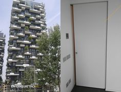 Il Bosco Verticale. #verticalwood #boscoverticale #portanuova #GreenTowers #effebiquattro #effebiquattromilano #creatoridiporte #aziendastraordinaria #milanodesign #interiordoors #interiordesign #expressyourself #instarchitecture #madeinitaly #porte #italiandesign #architecture #architecturelover #tecnologia #innovazione #porteinlegno #woodendoor