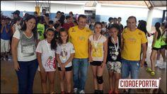 Vida Verão foi realizado no Jardim Curitiba com a participação de 1500 atletas