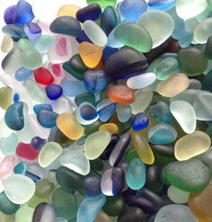 Good morning all #seaglass