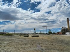 Sinclair in Sinclair Wyoming Photograph