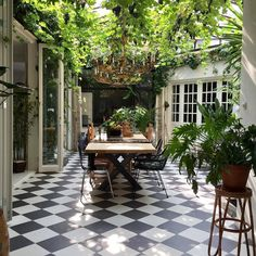 33 Admirable Modern Patio Design Ideas You Never Seen Before - A patio is just one element of a garden design, but it is one of the most expensive parts of any garden build. Because the patio fulfills several diff. Backyard Vegetable Gardens, Vegetable Garden Design, Outdoor Gardens, Outdoor Rooms, Outdoor Dining, Outdoor Decor, Outdoor Patios, Outdoor Sheds, Indoor Outdoor Living