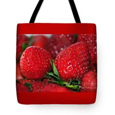 "Deliciously Close Tote Bag 18"" x 18"""