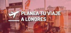 Cómo organizar un viaje a Londres teniendo en cuenta el número de días que vas a estar en Londres. Hoteles, transporte y atracciones. Itinerarios y rutas.