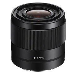 Sony 28mm F/2 E-mount NEX Camera Lens