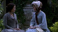 Gillian Anderson as Lady Deadlock in Bleak House, BBC 2005