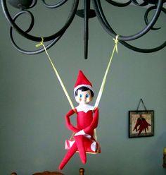 Many Elf on The Shelf Creative Ideas!