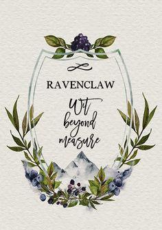 "hearthogwarts: ""Hogwarts houses as floral crests """