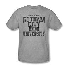 Batman Property of Gotham City Tee