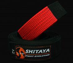 Faixa JJ Preta - Produtos  Shitaya Bjj JiuJitsu ShitayaKimonos kimonosShitaya Kimonos brazilian jiu jitsu