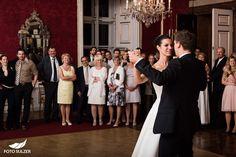 Hochzeit Salzburg Alte Residenz erster gemeinsamer Tanz