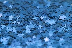 pics | blue star backdrop a colorful background of sparkling blue stars