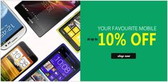 10% OFF selected mobiles at bullfinder.com