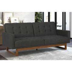 Mercury Row Smallwood Convertible Sofa