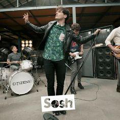 #Sosh x #Citizen - RDV sur sosh.fr pour télécharger gratuitement Feeling Good de Citizens! #Music