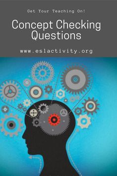 Find out all the details you need to know about using concept checking questions (CCQs) to check understanding in language classes. #ccq #concept #checking #questions #ccqs #conceptchecking #questions #english #tefl #efl #esl #elt #tesol Teaching English Grammar, Teaching English Online, English Vocabulary, Teaching Jobs, Teaching Ideas, Efl Teaching, Teaching Materials, Last Day Of School, Middle School