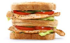 Party Planning Center: Gourmet Beach Party Sandwich Recipes