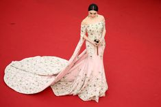 Fan Bing Bing in Ralph & Russo, 2015 - The Most Daring Dresses on the Cannes Red Carpet - Photos