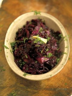 must-try red cabbage braised with apple, bacon & balsamic vinegar | Jamie Oliver | Food | Jamie Oliver (UK)
