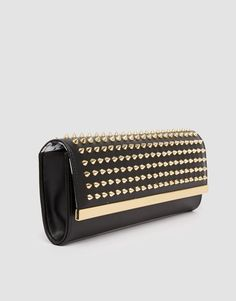 I'm a sucker for black with metallic studs.