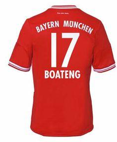 2013-2014 Bayern Munich Adidas Home Football Shirt (17 Boateng) http://www.arhikultura.org/cheap-2013-2014-bayern-munich-adidas-home-football-shirt-17-boateng-shop-p-262.html