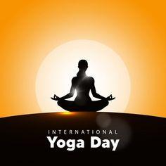 Yoga Background, Sunrise Background, Background Images, World Yoga Day, World Health Day, Heart Health, Happy International Yoga Day, Yoga Illustration, Surya Namaskar