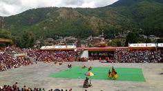 Festival at Bhutan