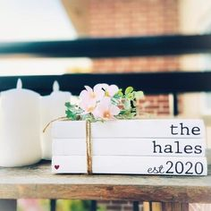 Are you looking to give the bride and groom something that isn't already on their registry? Check out these 28 bridal shower gifts that are totally one-of-a-kind! #bridalshowergifts #uniquebridalshowergifts #bridalshowergiftideas #ModernMOH Personalized Bridal Shower Gifts, Unique Bridal Shower Gifts, Wedding Keepsakes, Wedding Gifts, Wooden Wine Boxes, Vow Book, Wedding Vases, Bride Gifts, Maid Of Honor