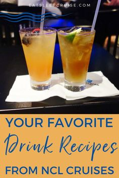Are you searching for drink recipes for your favorite drinks from your last Norwegian cruise vacation? Join us as we help you recreate the best drinks in the comfort of your own home. Let these drinks take you back to the days of cruising in the sunshine as the ocean takes you to another port. From the Mango Meltdown, a Pina Colada, to a Sidecar, and so many more. These are sure to bring back fond memories of your favorite cruise drink. Cheers until your next cruise! Peach Margarita, Perfect Margarita, Cruise Checklist, Cruise Tips, Best Cruise, Cruise Vacation, Peach Puree, Popular Cocktails, Vanilla Vodka